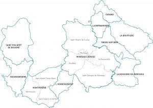 Image - carte 10 communes