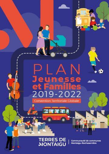 Image de couverture - Plan Jeunesse et Familles 2019-2022 - Terres de Montaigu
