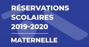 Image : Réservations scolaires - Maternelle - Terres de Montaigu