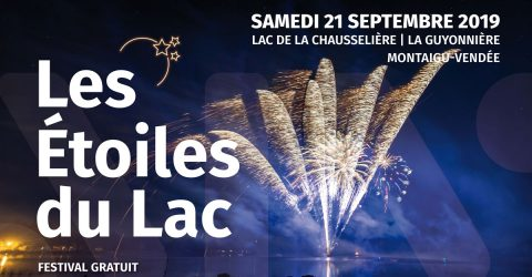 Image : Actualité - Festival Les Étoiles du lac 2019 - Montaigu-Vendée