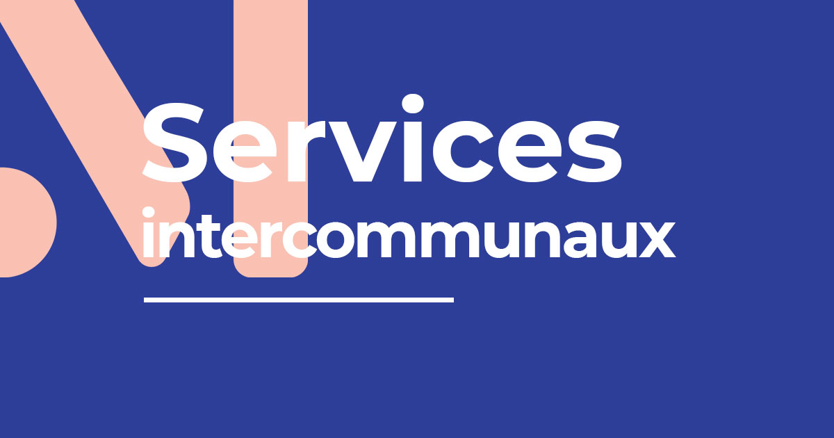 Image : Services intercommunaux - Terres de Montaigu
