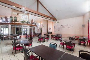 Salle à manger de l'EHPAD Martial Caillaud à L'Herbergement