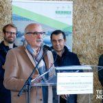 Image : Inauguration de la centrale de biotméthane des Terres de Montaigu Vol-V - Terres de Montaigu