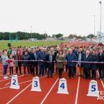 Image : Inauguration de la piste d'athlétisme - Terres de Montaigu