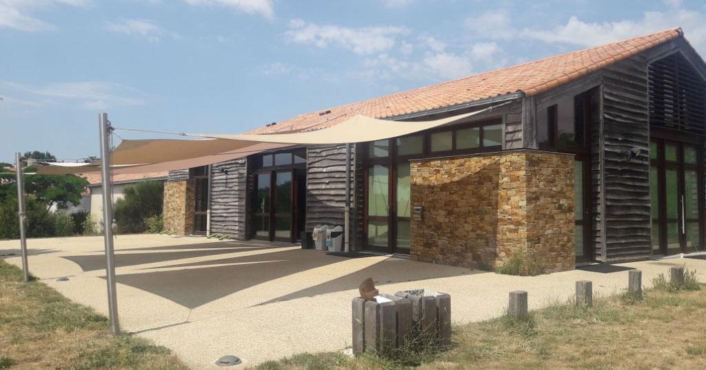 Image : Salle de la Grange - La Migeonnière - Montaigu-Vendée