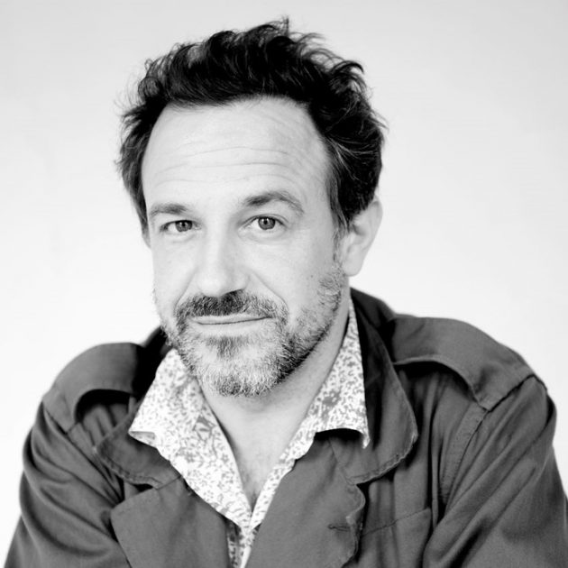 Image : Portrait Fred Bernard - Terres de Montaigu