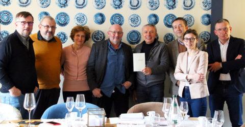 Photo - Membres du jury du Prix Ouest 2020 - Printemps du Livre - Terres de Montaigu