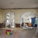Photo : vue intérieure du bâtiment voyageurs
