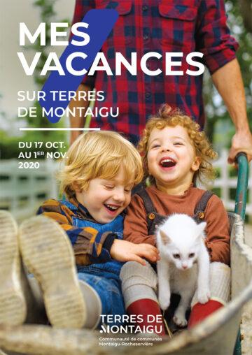 Mes vacances sur Terres de Montaigu : automne 2020