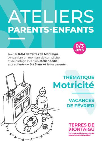 Image des ateliers parents-enfants du RAM