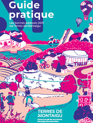 Image : Couverture - Guide pratique Terres de Montaigu