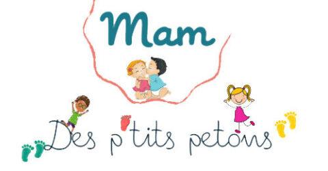 Logo 2021 : MAM des P'tits Petons